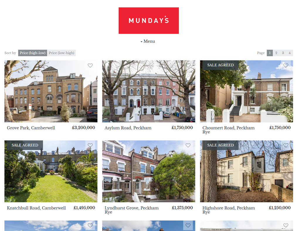 Munday's Estate Agents Ltd